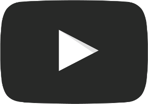 Youtube icon dark